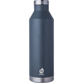 MIZU V8 Insulated Bottle with Stainless Steel Cap 750ml enduro grey
